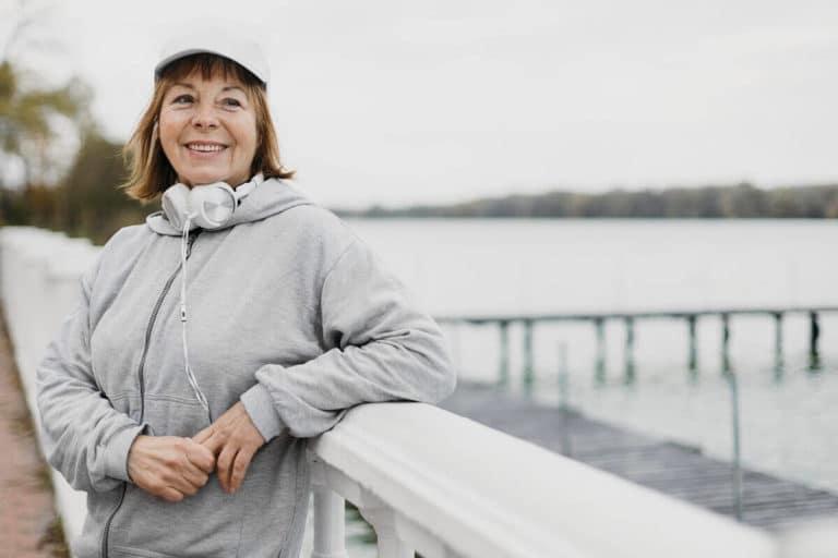 Kobieta po 50 roku życia